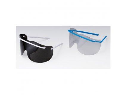 Jednorázové ochranné brýle, náhradní plex, bez obrouček
