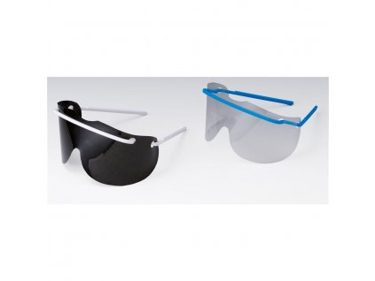 Jednorázové ochranné brýle, náhradní plexi