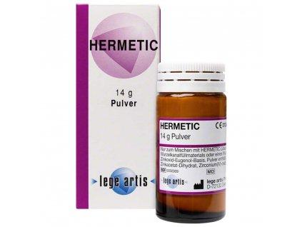 Hermetic - výplňový materiál, prášek 14g