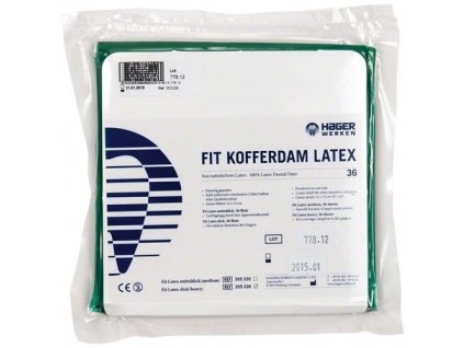 FIT Kofferdam Latex, heavy