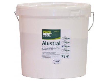 Alustral písek Al₂O₃ 150µm 25kg