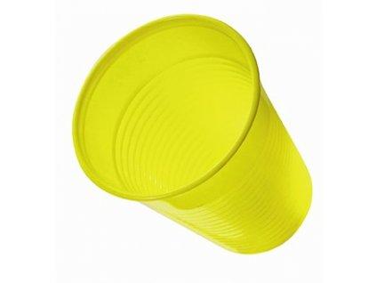 Omnicup PP - výplachové kelímky, 1500ks žluté