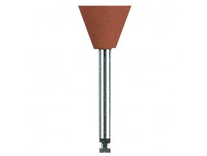 Omnipol WKST - leštící nástroje, hnědý kalich, (topf), 12ks