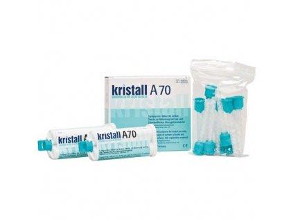 Kristall perfect A70 - materiál pro registraci skusu, 6x50ml