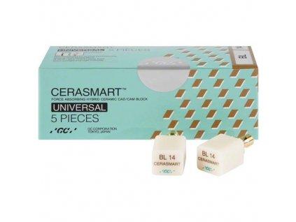 GC Cerasmart Universal - bloky bleach, 5ks