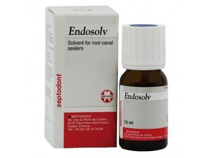 Endosolv - rozpouštědlo endo cementů, 13ml