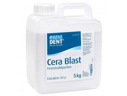 OMNI Cera Blast - jemné tryskací perly, 5kg