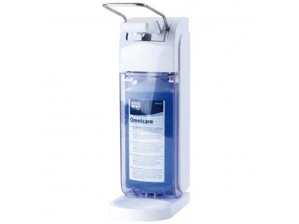 OmniStar - dávkovač mýdla nebo dezinfekce, bílý