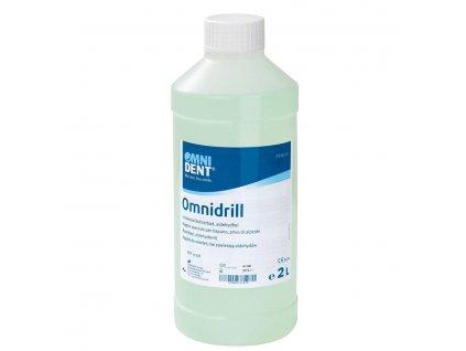 Omnidrill - dezinfekce pro rotační instrumentárium, 2l