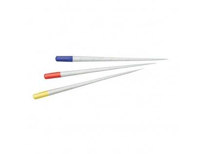Paper Point Color - papírové čepy sterilní, 020