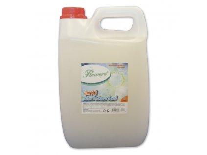 Antibakteriální mýdlo Flowers, 5l
