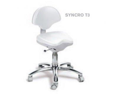 Stolička lékaře T3 syncro