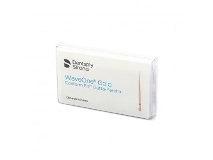 WaveOne Gold Conform Fit - guttaperčové čepy, medium
