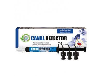 Canal Detector - indikátor vstupů kořenových kanálků