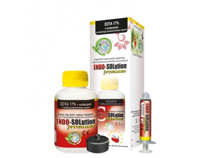Endo-Solution Premium 17% EDTA, 120ml
