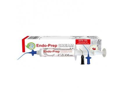 Endo-Prep cream, 15% EDTA, 10% urea peroxide