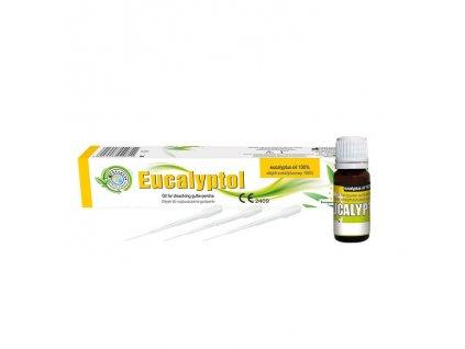 Eucalyptol - eukalyptový olej, 10ml