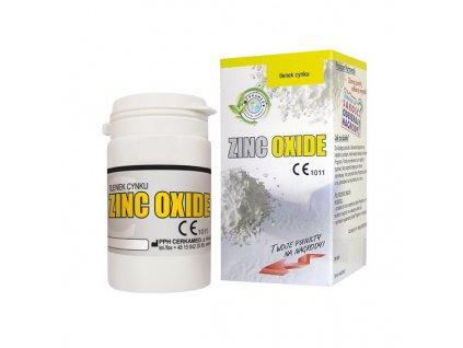 Zinc Oxide - oxid zinečnatý