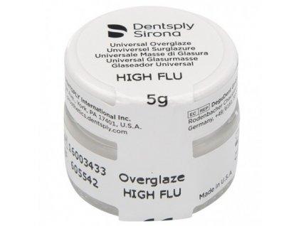 Dentsply Sirona Universal Overglaze, 5g High Flu