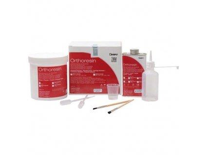 Orthoresin - samopolymerující pryskyřice, standard pack čirá