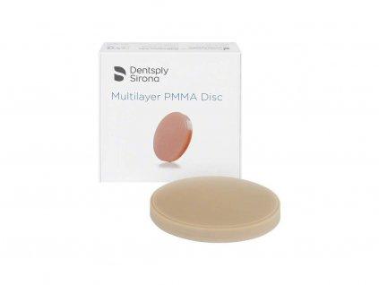 Multilayer PMMA disk 98mm (Barva A1, Velikost 98x12 mm)