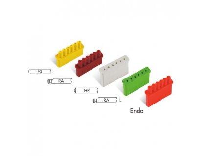 Plastové vložky do stojánku E248 8 ENDO