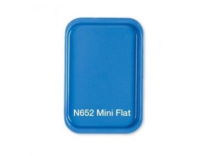 Mini tray F, plochý, fialový