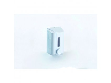 BRASSICA Dávkovač na tekuté mýdlo 1000ml, bílý plast
