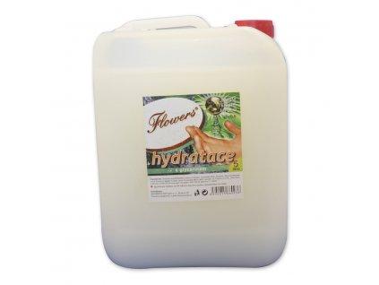 Tekuté mýdlo Flowers, hydratační, 5l