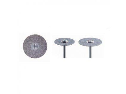 Diamantový disk - sypaný shora, W329, průměr 1,8cm, normal