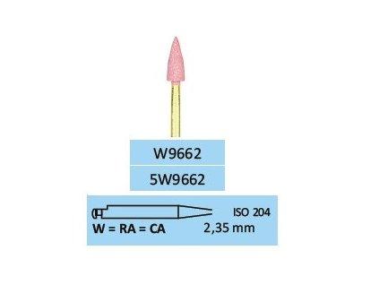 Leštící guma Dia-Komp W9662