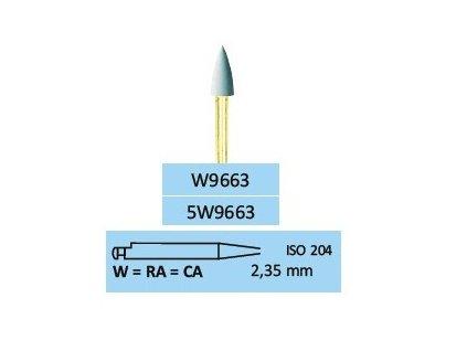 Leštící guma Superdia-Komp W9663