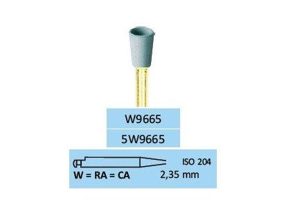 Leštící guma Superdia-Komp W9665