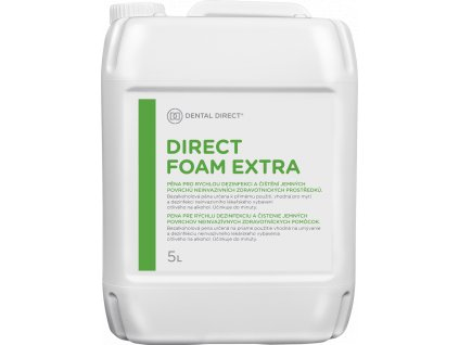 Dental Direct Foam Extra 5l
