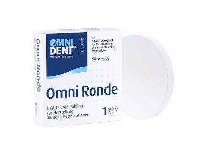 OMNI Ronde Z-CAD HD, disk, bílý, 98,5mm