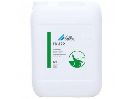 FD 322 - připravený roztok pro rychlou dezinfekci ploch, 10l