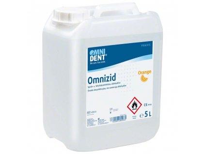 Omnizid orange - postřiková dezinfekce 5l