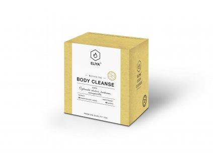 Eliya porcovane caje vizualizace body cleanse
