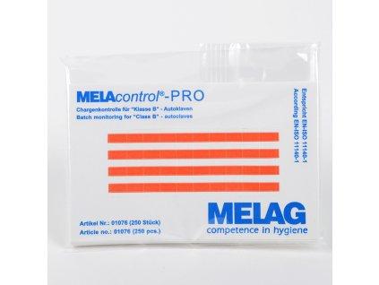 MELAcontrol PRO, test průniku páry u dutých nástrojů, refill 250ks indikátorů