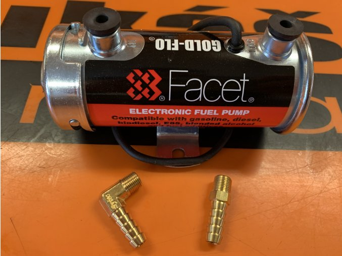 Electronic fuel pump Facet
