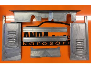 Engine cover plates