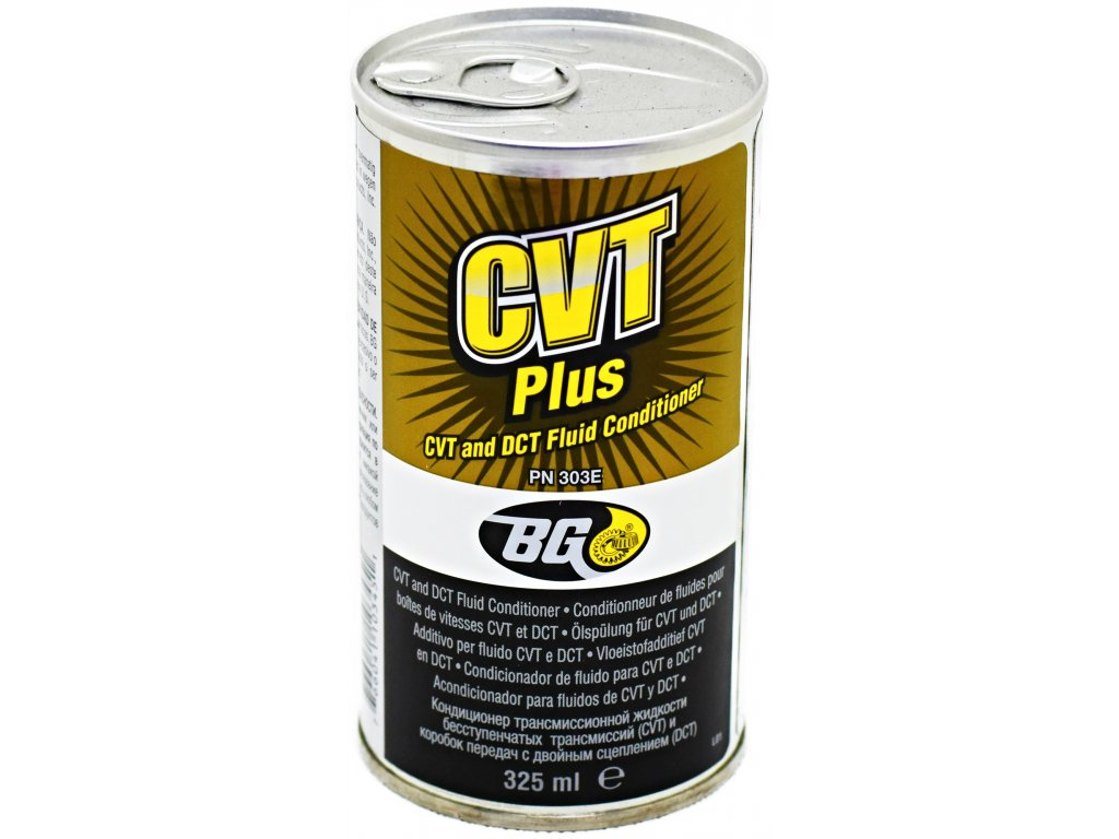 BG 303 CVT Plus CVT and DCT Fluid Conditioner 325 ml