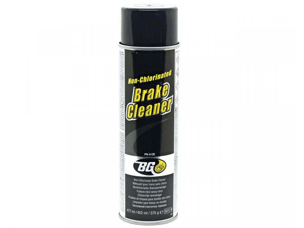 BG 413 Non-Chlorinated Brake Cleaner 477 ml