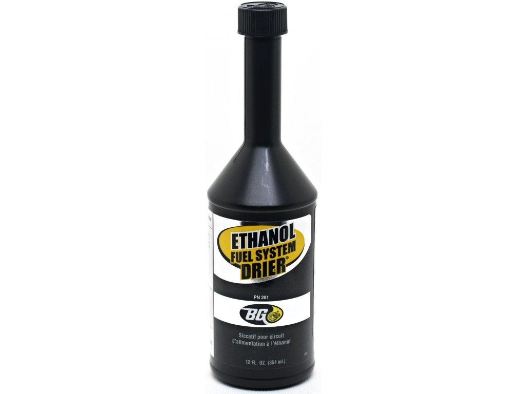 BG 281 Ethanol Fuel System Drier 355 ml