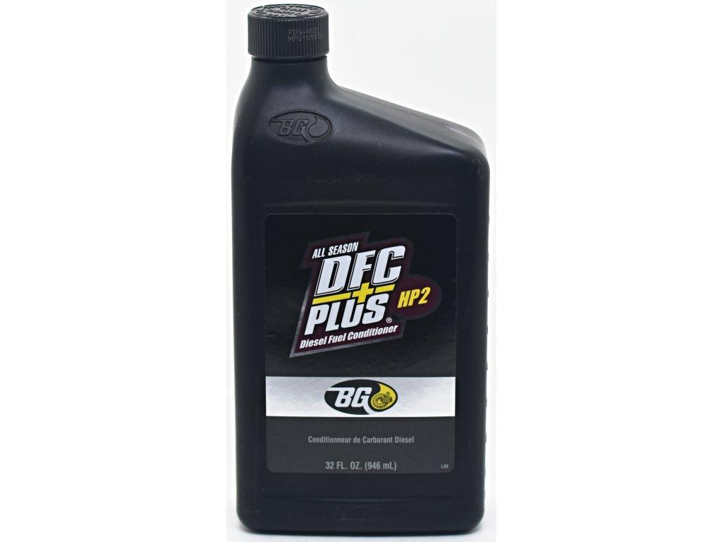 BG PD14 DFC Plus HP2 Aditivum paliva diesel velké