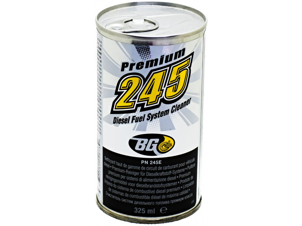 BG 245 Premium Diesel Fuel System Cleaner 325 ml