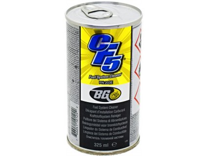 BG 203 CF5 Fuel System Cleaner 325 ml