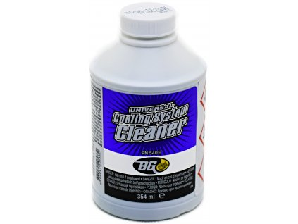 BG 540 Universal Cooling System Cleaner 355 ml