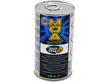 BG 110 MOA Engine Oil Supplement 325 ml