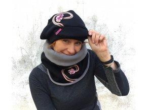 Čepice - baret